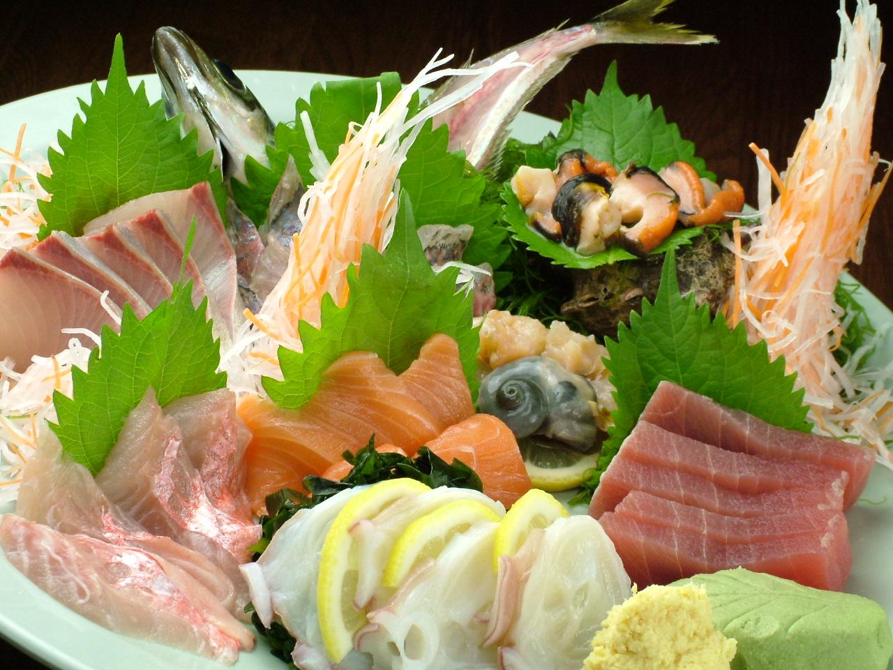 刺身・海鮮料理